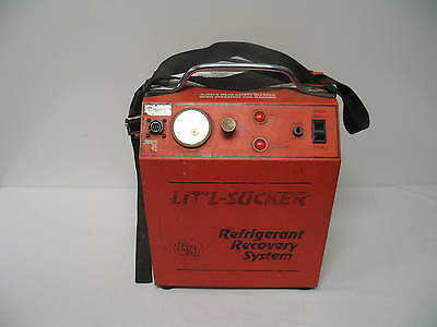Lit'L Sucker Refrigerant Recovery System Part #: 600051 LOCAL PICKUP ONLY