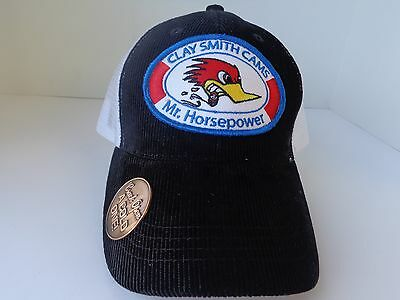 Clay Smith Cams Bottle Opener Hat All American Mr Horsepower Woodpecker Rat Rod