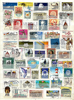 Germany collection.....album page with used stamps
