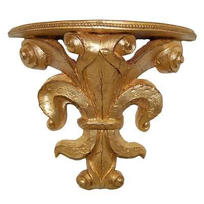 Hickory Manor Provence Bracket/Gold Leaf - 34287GL