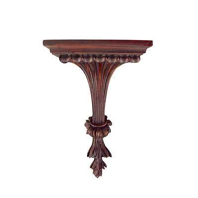 Hickory Manor Fluted Leaf Bracket/Brandywine - 6722BD