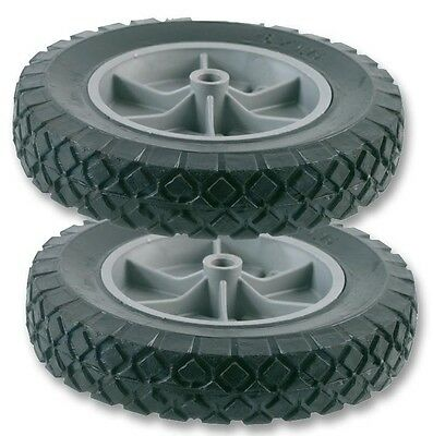 Duratool Wheel Spare Solid Pair Pack of 2 D00325