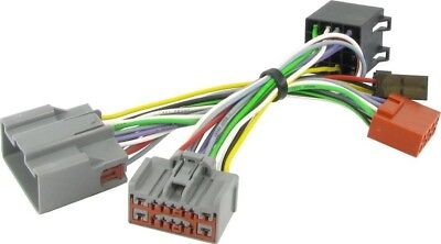 Connects 2 Autoleads ISO T-Harness Ford Fiesta 2008 10FD08/SOT938