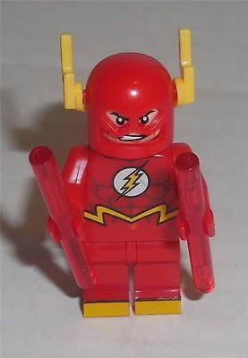 CUSTOM PRINTED FLASH~Minifigure~NEW SEALED~FREE FIRST CLASS USPS SHIPPING