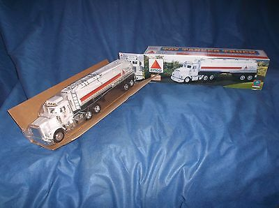 1997 Citgo E Collectibles Toy Truck Tanker W/Box