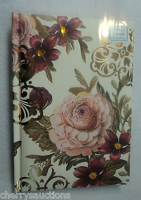 KENSINGTON Blank Book Journal 192 lined pages hardcover diary LADY JAYNE