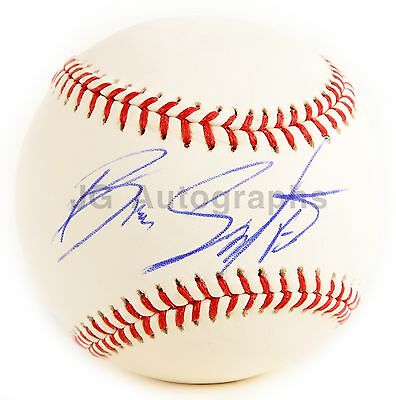 Bruce Springsteen - American Musician - Authentic, Autographed Rawlings Baseball