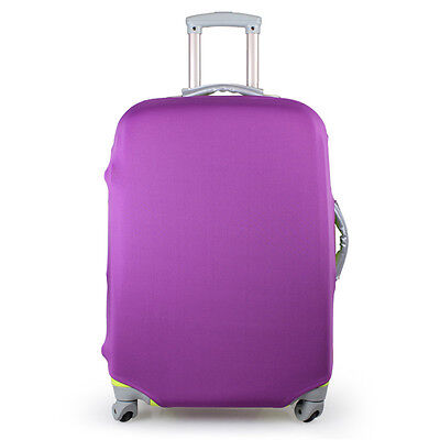 """Cute 28"""" Travel Luggage Trolley Suitcase Protective Cover Anti Dust Pouch Bag"""