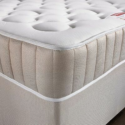 Brand New Value Quilted  Memory Foam Sprung Mattress 3Ft 4Ft6 5Ft King Size