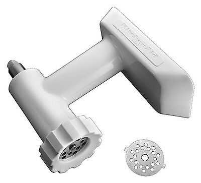 KitchenAid FGA Food, Nut, Meat Grinder Attachment for Stand Mixers