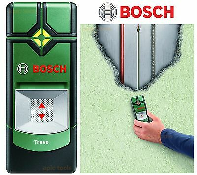 Bosch PMD7 Multi Detector,Metal & Copper Pipe, Live Electrical Wire Cable Finder