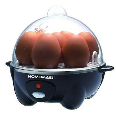 HOMEIMAGE Electric Egg Cooker for up to 7 eggs - HI-92254 New