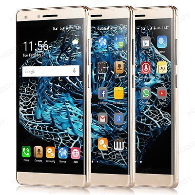 "5"" Android 4.4 Smartphone Dual SIM Unlocked 3G GSM GPS Best Android Cell Phone"