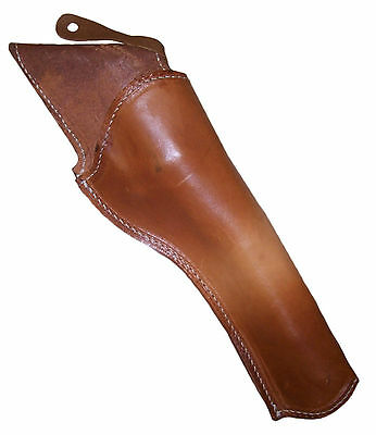 Natural Leather Cross Draw Holster/fits Blackhawk Single Action RIGHT HAND