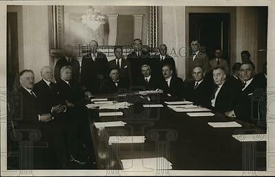 1930 Press Photo Senate Foreign Affairs Committee at the London Naval Conference