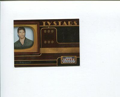 Dylan McDermott Stalker The Practice Hostage Donruss Americana TV Stars 854/1000