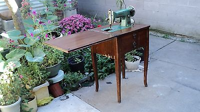 Vintage Stitchmaster SEWING MACHINE Replacement HEAD w/Pedal Syncro Matic Works