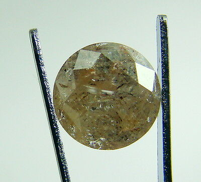 Echter DIAMANT als Brillant ( 2.90 Carat ) in Box mit Spezifikation (natur)