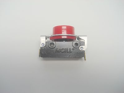 Mcgill push button switch SPST  #  2602-0012