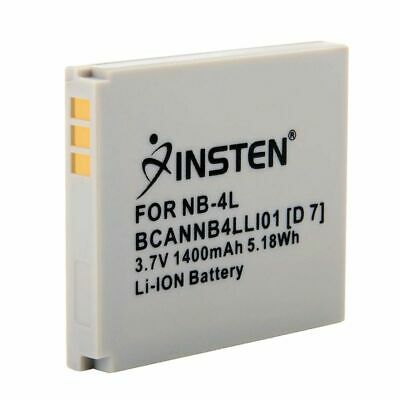 NB-4L NB4L Battery for Canon PowerShot TX1 ELPH SD450 SD780 SD1400 IS