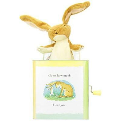 Guess How Much I Love You: Nutbrown Hare Jack-in-the-Box by Kids Preferred New