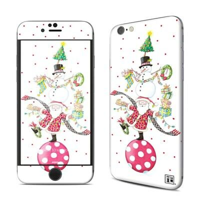 iPhone 6/6S Skin - Christmas Circus by Mary Engelbreit - Sticker Decal