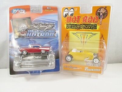 Hot Rod Underground Trackster & Joyride American Hot Rod 1957 Chevy