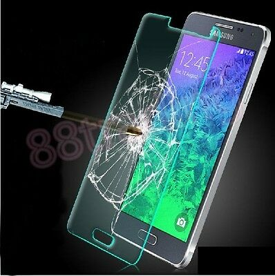 Tempered Glass Screen Protector Premium Protection for Samsung Galaxy Alpha
