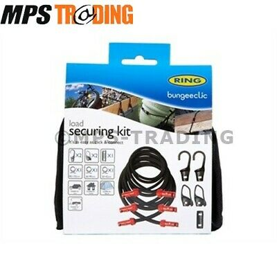 """Land Rover Defender Ring """"bungeeclic"""" Bungee Load Securing System - Da5040"""