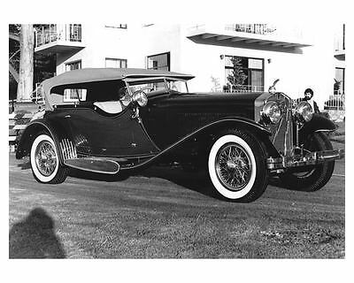 1933 Isotta Fraschini Sport Phaeton Automobile Photo Poster zch6368