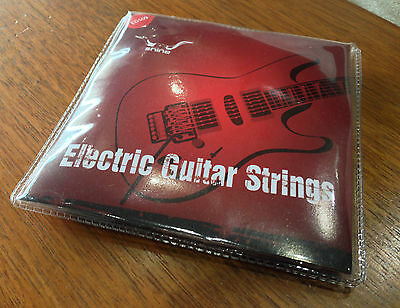 Student Electric Guitar Strings 9 - 42 Excellent Value Dont Be Put Of by Price