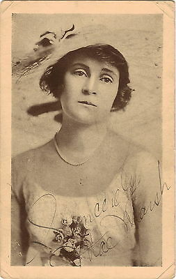 Antique photograph of Mae Marsh 171