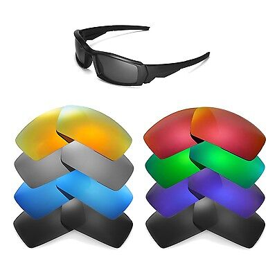 Walleva Replacement Lenses for Oakley Canteen(2013&before)- Multiple Options
