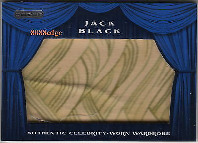 2010 Razor Celebrity Worn Wardrobe: Jack Black- Pop Century Swatch Kung Fu Panda