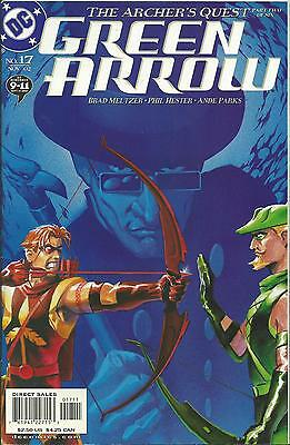 Green Arrow #17 (Dc) (Second Series 2001)