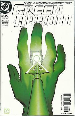 Green Arrow #19 (Dc) (Second Series 2001)