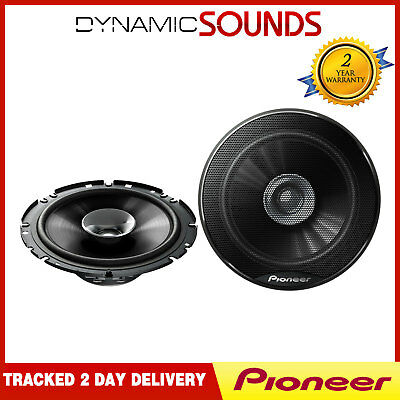 "PIONEER TS-G1731i 17cm 6.5"" Dual Cone Coaxial Car Speakers G Series, 230W"