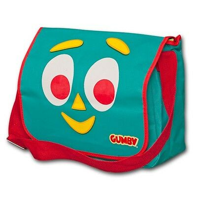 Gumby Messenger Bag