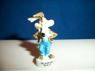 WILE E COYOTE Stand Mini Figurine Urban Gangsta Jeans LOONEY TUNES French FEVES