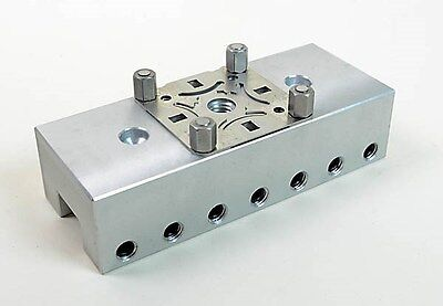 """5"""" long Slotted Holder for erowa  ITS system"""