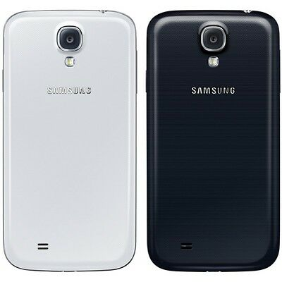 100% Genuine Samsung Galaxy S4 i9500 Replacement Battery Back Cover Rear Door