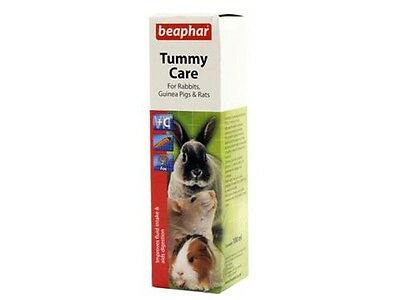 Beaphar Tummy Care for Rabbits + Guinea Pigs + Rats  100ml