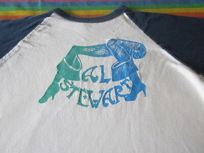 Al Stewart Vintage 1970S Concert Tee Shirt Jersey Year Of The Cat