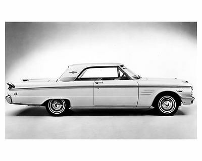 1963 Mercury Meteor S33 Automobile Photo Poster zca1675