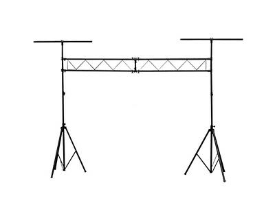 Monoprice 601840 Lighting Stand System with Truss
