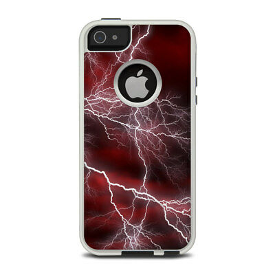 Skin for Otterbox iPhone 5/5S - Apocalypse Red - Sticker Decal