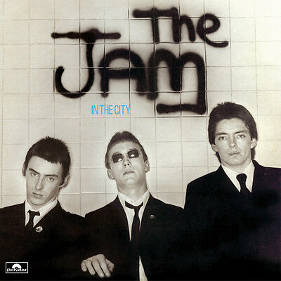 The Jam IN THE CITY Debut Album POLYDOR RECORDS New Sealed Vinyl Record LP