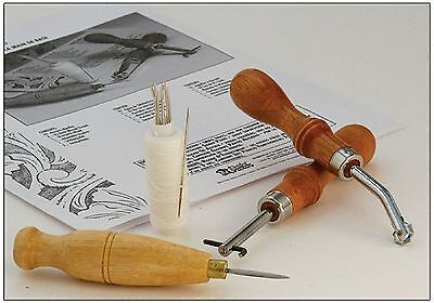 Basic Hand Stitching Sewing Kit 11190-00 by Tandy Leather