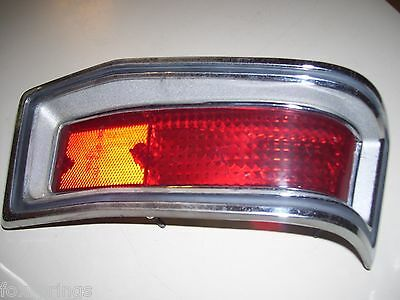 1970 PLYMOUTH VALIANT TAIL LIGHT ASSEMBLY LEFT HAND 3403381   -  PL226