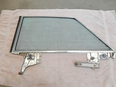 1963 Buick Electra 225 RR window glass frame channel 62 64 Cadillac Oldsmobile